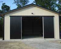 Steel Sliding Doors and Barn Doors