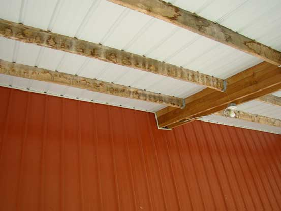 Affects Of Not Using A Vapor Barrier On Roof Steel
