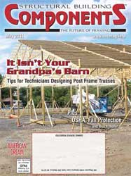 Pole Building Truss Article - May 2011