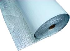 Reflective radiant barrier in Pole Buildings