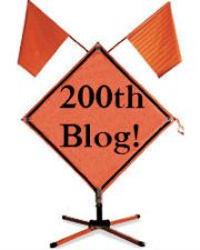 The 200th Construction Blog