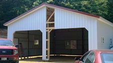 Constructing a Pole Barn: Other Challenges at Steve's