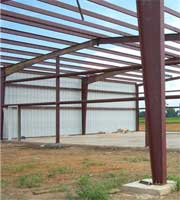 Steel Frame Buildings vs. Wood
