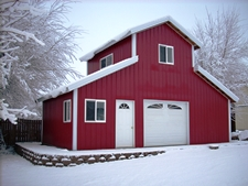 6 Cool Ways to Heat Your Pole Building & Barn