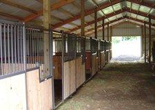 Happy Horse Barn Ventilation