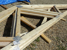 Roof Truss Repair U201c
