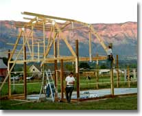 "Pole Barn Contractors: ""Best Around and Cheap"""