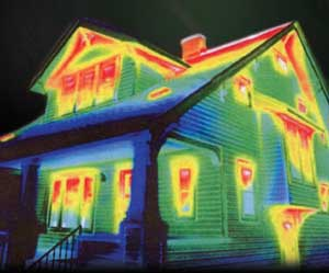 Thermography Proves Energy Efficiency of Post Frame Buildings