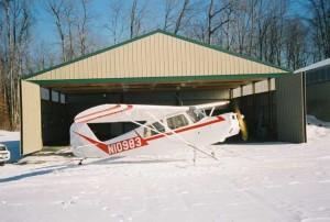 Larger Aircraft Hangars