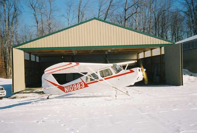 Large Airplane Hangars Archives Hansen Buildings