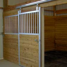horse stall safety & Exterior Horse Stall Doors