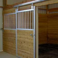 Exterior Horse Stall Doors