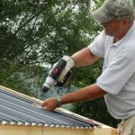 How to Install a Steel Roof Over Shingles