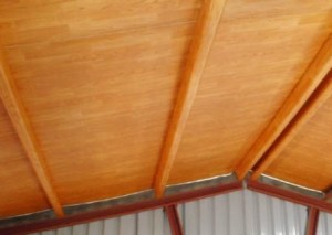 Thermal Insulation for Wood