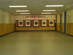 Indoor Archery Ranges