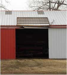 Roof Sliding Door