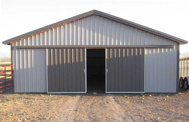 Barn Doors Houses Materials Hansen Buildings