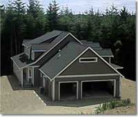 Pole Barn Homes Kits Steel Metal Hansen Pole Buildings