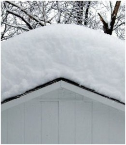 When is it Time to Remove Roof Snow?