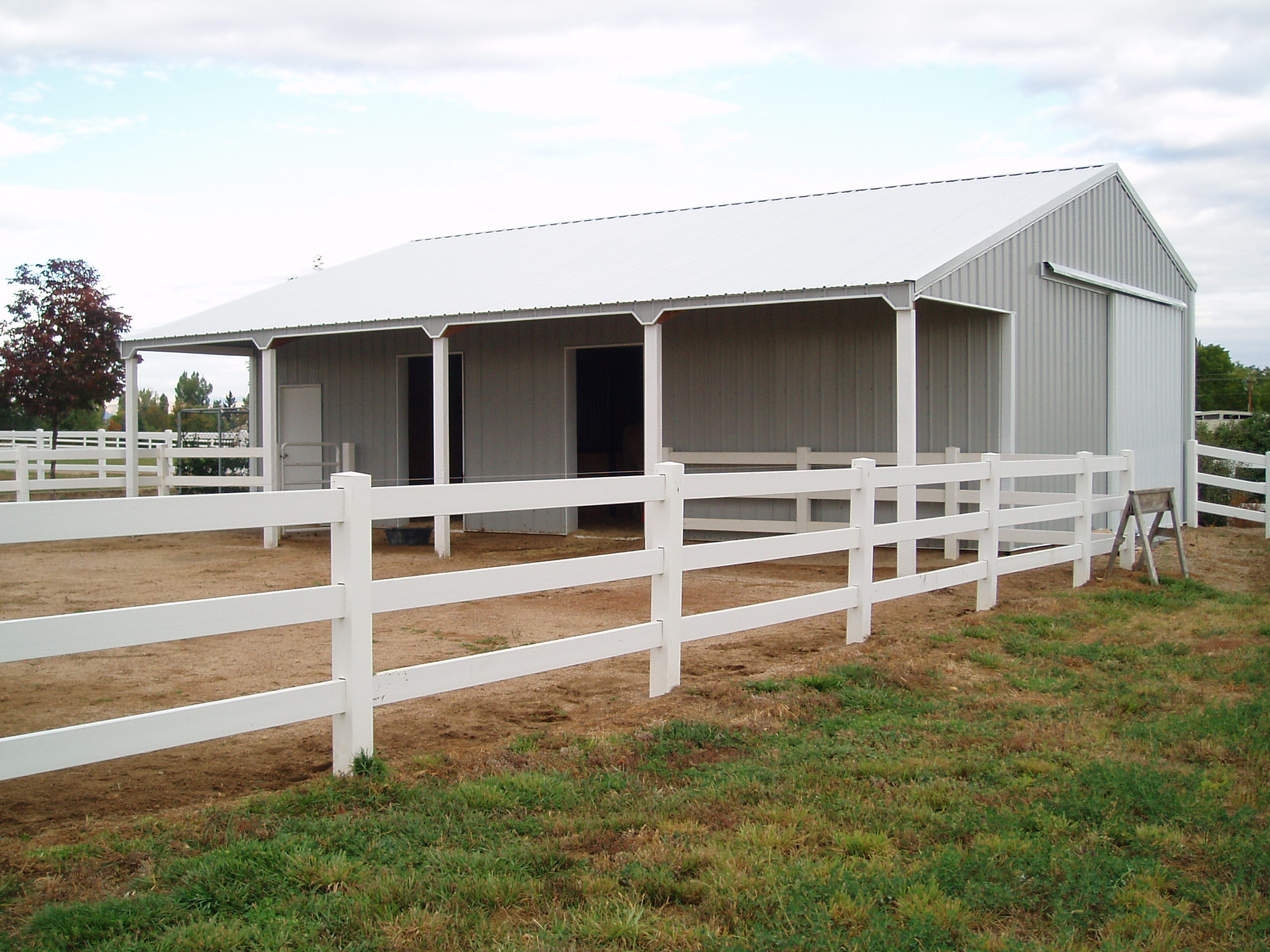Designs For Horses And Rv Barns Joy Studio Design