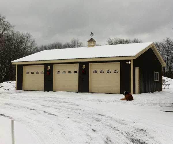 Liechty hansen buildings for Pole barn greenhouse
