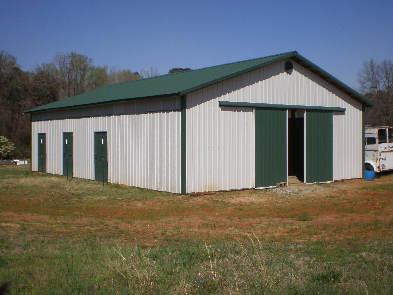 P4060343 hansen buildings for Pole barn greenhouse