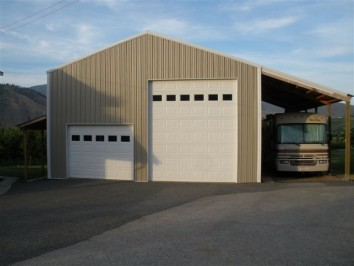 Rv storage archives hansen buildings for Rv boat storage buildings