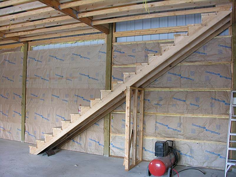 How To Cut Stairs