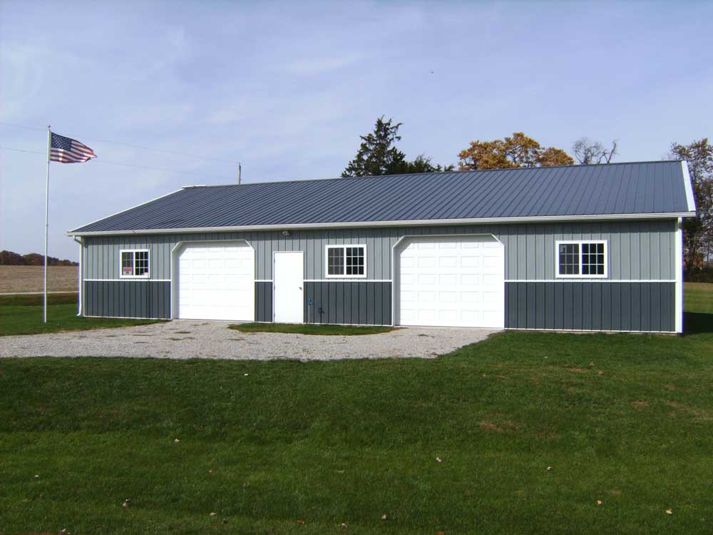 Steel Hobby Buildings Garages