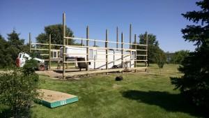 Pole Building Wall Girts