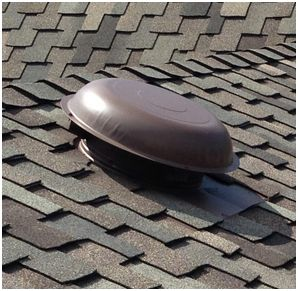 Closeable Roof Louver Exhaust Vents