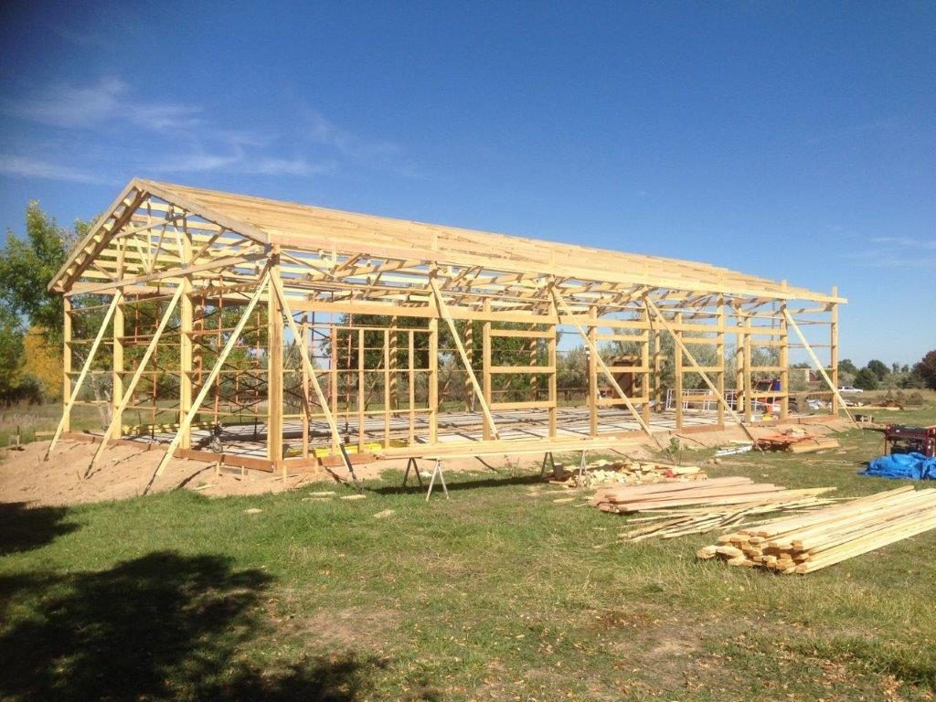 open engineer product barns steel click barn certified overbuilt trusses pole plans for