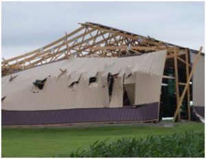 High Winds, Tornados and Pole Barns