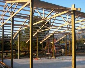 How to Prep Your Site for a Pole Barn
