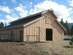 Superb Affordable Horse Barn