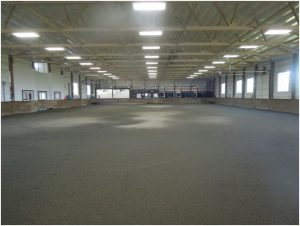 Arenas for Therapeutic Riding