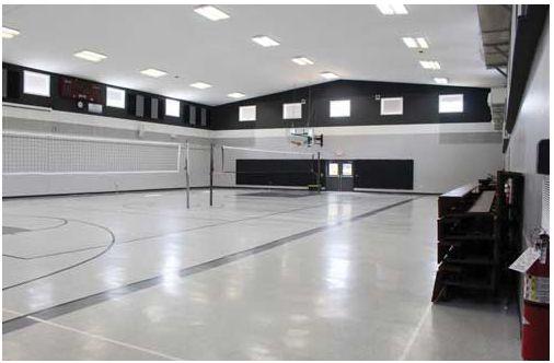 Gymnasium hansen buildings for Schule design