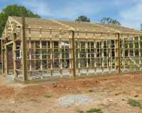 Pole Barn Truss Spacing