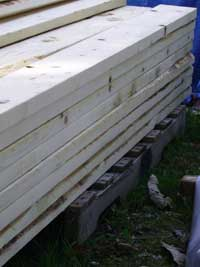 Pole Building Framing Lumber