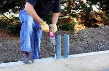 Concrete Bracket - Drill-Set