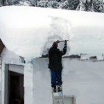 Minimizing Post Frame Ice Dams