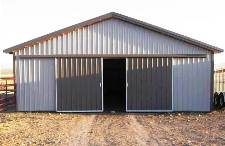 Climate Control and Sliding Barn Doors