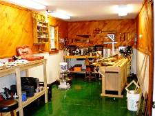 Designing a Woodworking Shop