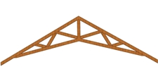 Scissor Trusses, Hanger Bolts, and Foundation Options
