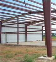 Steel Frame Buildings vs. Wood