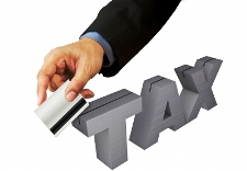Contract Sales Tax and Financing
