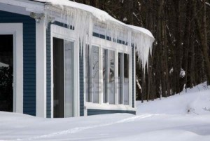 Is an Ice Barrier Required Under Post Frame Roofing?