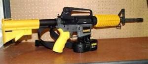 AR Nail Gun