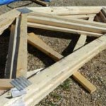 Roof Trusses 4′ o.c., Condensation Issues, and a Sliding Door