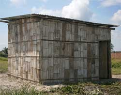 Third World Pole Barn